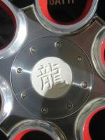 Bugatti Veyron Grand Sport 2012 Wei Long Year of the Dragon edition alloy wheels