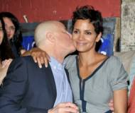 Ron Perelman and actress Halle Berry