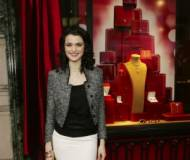 Rachel Weisz at Cartier