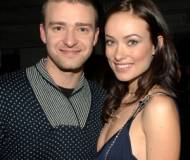 Olivia Wilde and Justin Timberlake