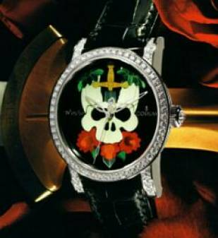 Corum Classical Vanitas Diamond Watch