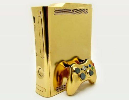 computer choppers gold xbox 360