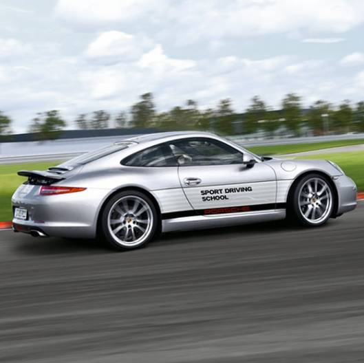 West Coast Porsche Driving Experience Set to Open Next Summer