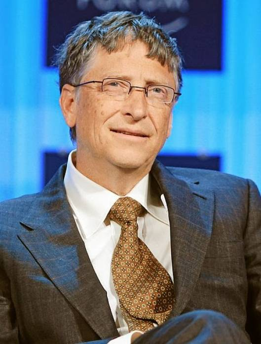 Bill Gates regains top spot as the world's richest man