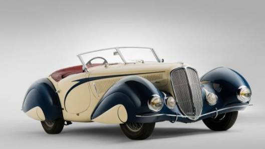 'French mistress' roadster worth $6.6 million tops auctions