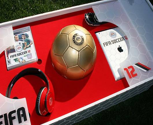 FIFA 12 VIP packs for football lovers
