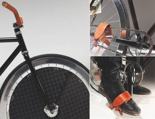 Louis Vuitton Polo Bike adds more style to the game of polo