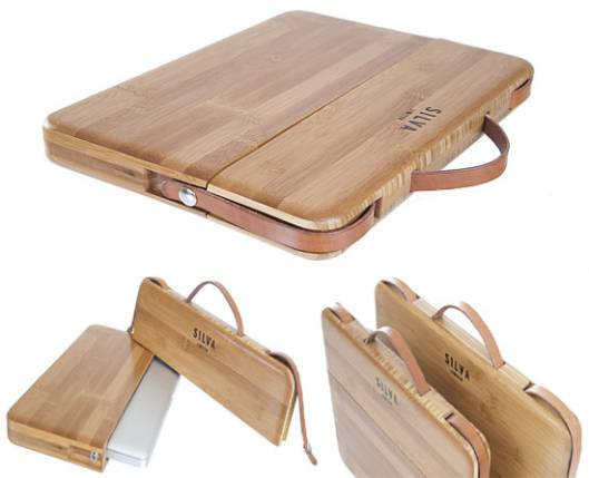 Grasswood turns bamboo into handcrafted Macbook Pro cases