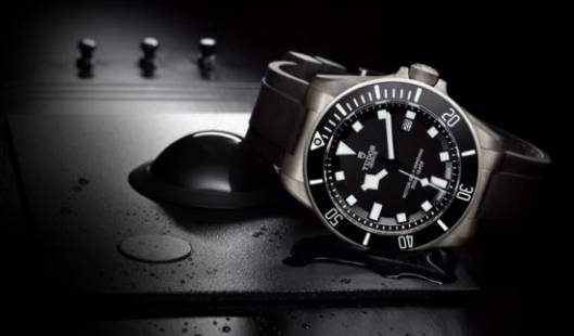 The Tudor Pelagos watches for scuba divers and other lovers of the deep sea