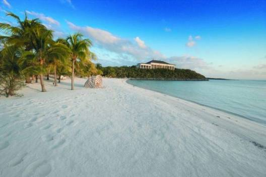 A white sand Bahamas island with world's most luxurious private resort goes for sale at $85 Million