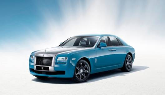 Rolls-Royce Ghost Alpine Trial Centenary Edition is a tribute to their carmaking heritage