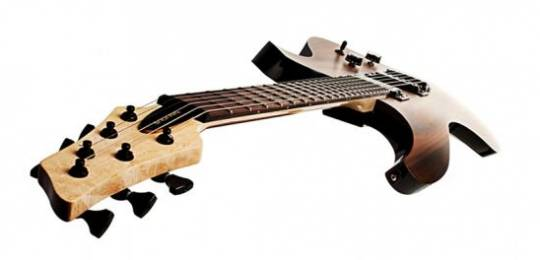 Greg Opatik's ergonomic guitar
