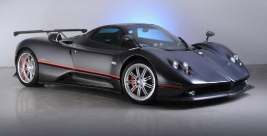 One-Off Pagani Zonda C12