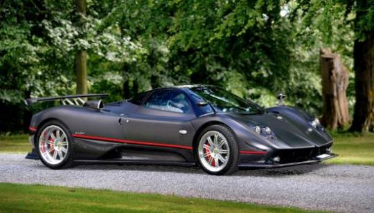 One-Off Pagani Zonda C12 with Correspondence from Horacio Pagani himself is Set For Auction At Bonhams