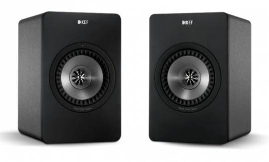 KEF X300A hi-fi desktop speaker system sells for $800 a pair