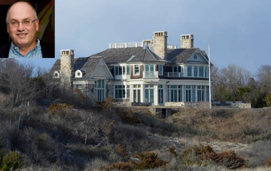 Steve Cohen and his Hampton's Mansion