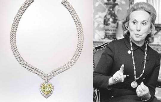 Estee Lauder jewels auction to benefit breast cancer research