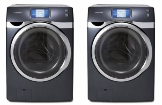 Samsung WF457 wi-fi enabled washing machine