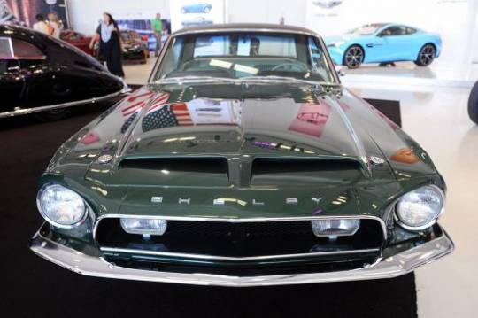 Barrett-Jackson to auction one of the rarest and most desirable Ford Mustangs in the world
