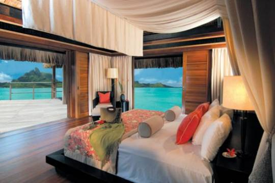 St. Regis Resorts, Bora Bora