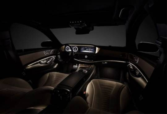 The new 2014 Mercedes-Benz S-Class interiors are what defines craftsmanship on luxurious vehicles