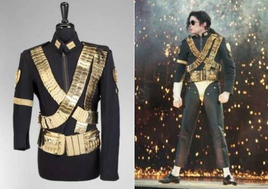 Michael Jackson Dangerous Tour Jacket