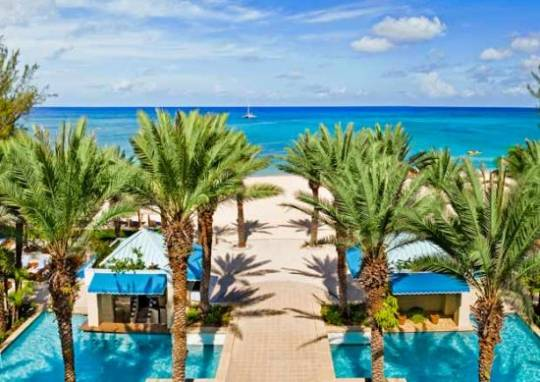 The Westin Grand Cayman Seven Mile Beach Resort & Spa Beach