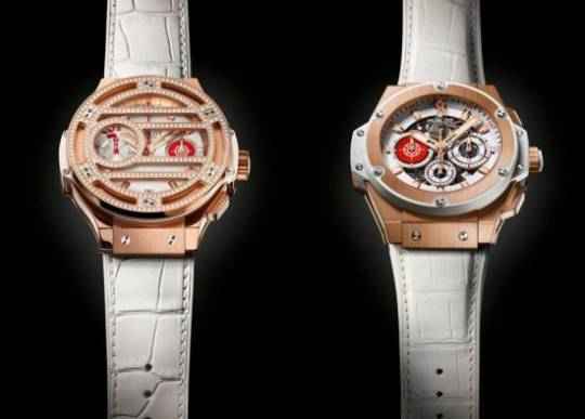 Hublot marks 50 Years of Costa Smeralda with limited edition watches for ladies