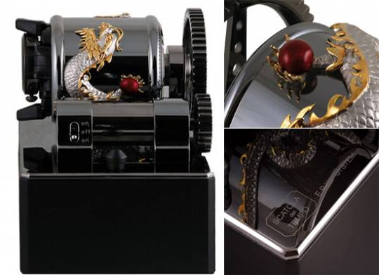 Zannetti tabletop  Box of Time watch winder