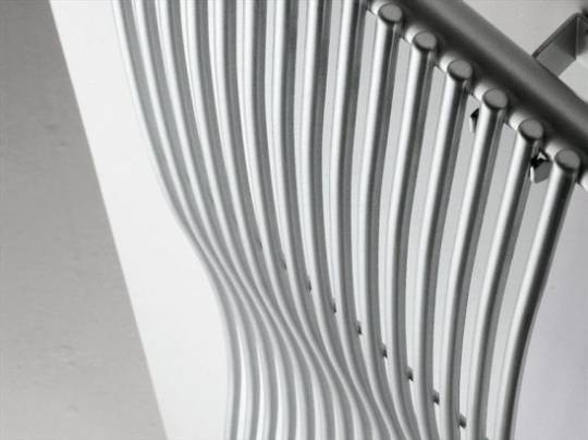 Dune – Carbon Steel Decorative Radiator