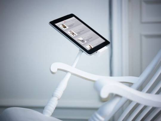 iPad Rocking Chair 'iRock'
