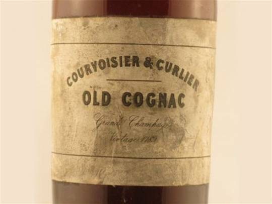 Harrods to sell 233-Year-Old Courvoisier & Curlier cognac at $152,995