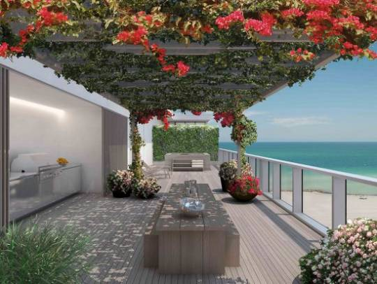 Residences at Ian Schrager's Miami Beach EDITION Hotel Residences at Ian Schrager's Miami Beach EDITION Hotel