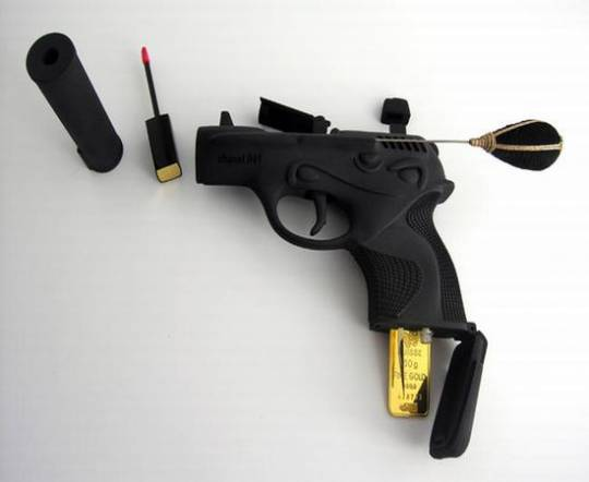 Cosmetic firearms