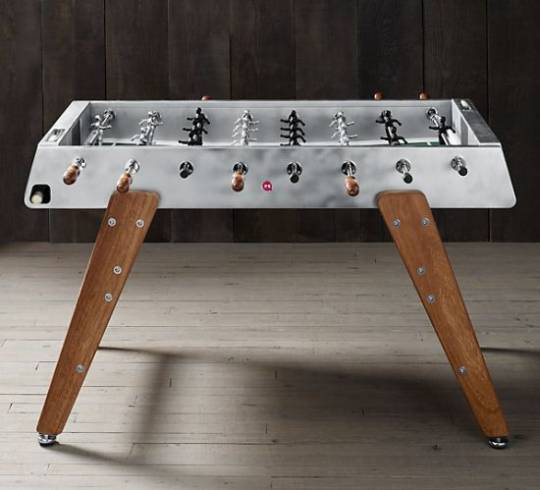 Restoration Hardware Foosball Table