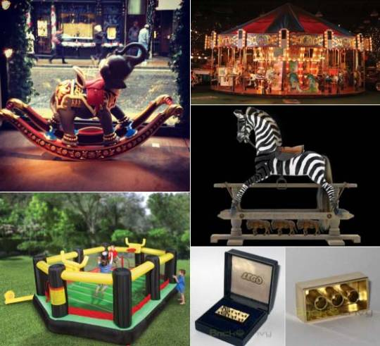 Gifts for Rich Kids