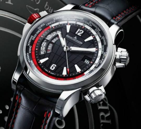 Master Compressor Extreme W-Alarm Aston Martin watch limited to just 100 pieces