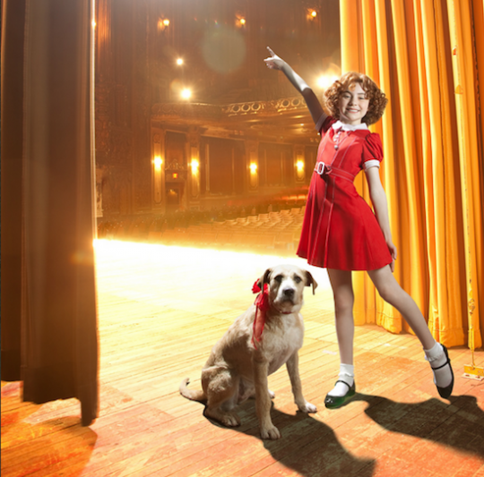 ANNIE: The Musical