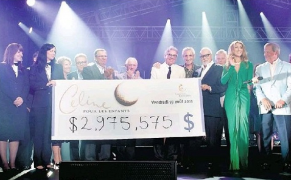 Celine Dion Foundation