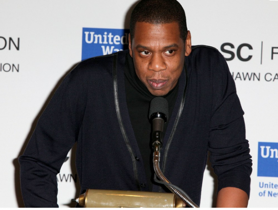 Jay Z supports the efforts of SCSF