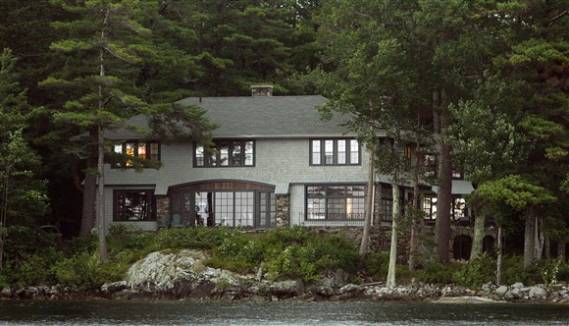 Mitt Romney's New Hampshire Retreat