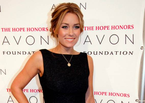 Lauren Conrad attends the Avon Foundation's