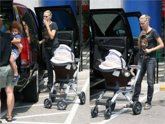 Family car of Heidi Klum, Cadillac Escalade