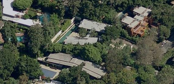 Pacific Palisades mansion