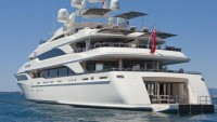 Luxury Maldives Charters on board Silver Angel