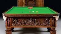 Most Expensive Billiard Table
