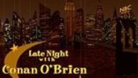 Late Night with Conan OBrien