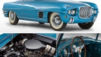 1954 Dodge Firearrow III concept car estimated to fetch $1 million at the Pebble Beach Auctions