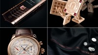 Ermenegildo Zegna's limited edition 20th Anniversary collection