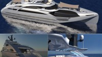 RF Yachts Proxima Concept grabs eyeballs at the Monaco Yacht Show 2011